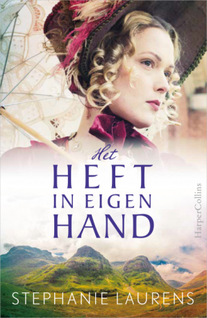 Het heft in eigen hand Hardcover  door Stephanie Laurens