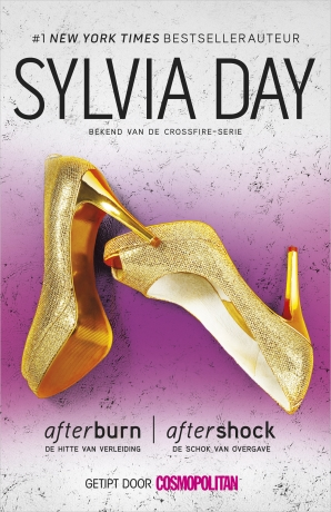 Afterburn/Aftershock Paperback  door Sylvia Day