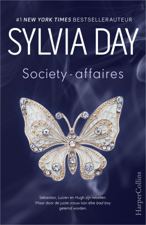 Society affaires Paperback  door Sylvia Day