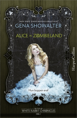 Alice in Zombieland Paperback  door Gena Showalter