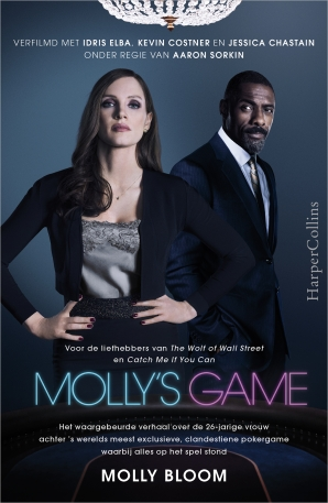 Molly's Game Paperback  door Molly Bloom