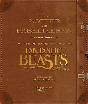 Een koffer vol fabeldieren Hardcover  door Mark Salisbury