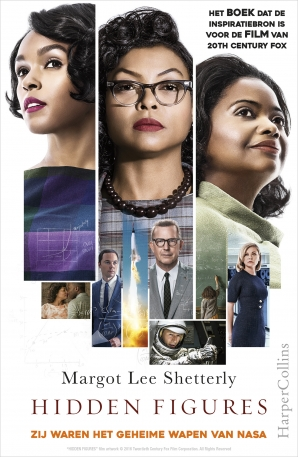Hidden figures Paperback  door Margot Lee Shetterly