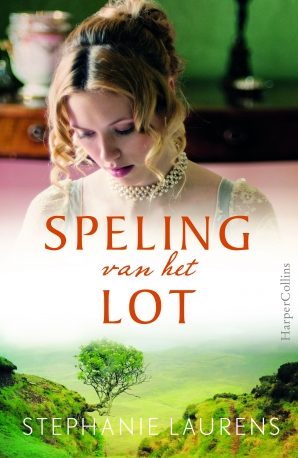 Speling van het lot Hardcover  door Stephanie Laurens