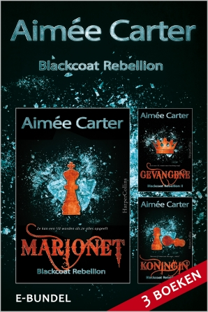 Blackcoat rebellion (3-in-1) E-book  door Aimée Carter