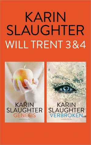 Will Trent 3 & 4 E-book  door Karin Slaughter