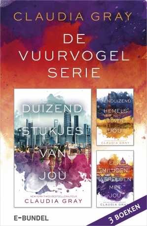 Vuurvogel-serie e-bundel E-book  door Claudia Gray