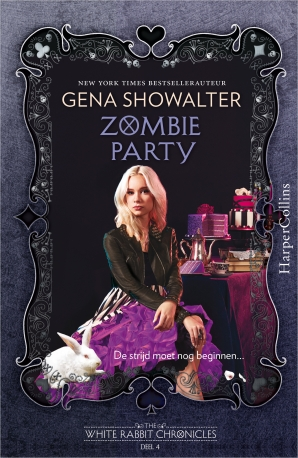 Zombie Party Paperback  door Gena Showalter
