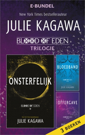 Blood of Eden trilogie E-book  door Julie Kagawa
