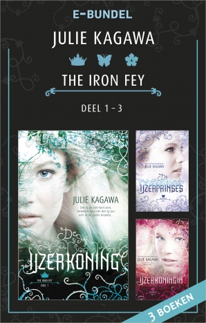 The Iron Fey E-book  door Julie Kagawa