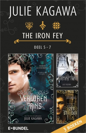 The Iron Fey | 5-7 E-book  door Julie Kagawa