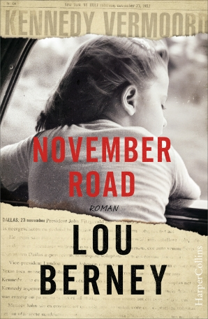 November road Paperback  door Lou Berney