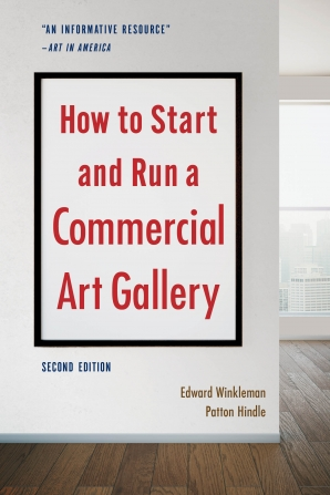 How to Start and Run a Commercial Art Gallery (Second Edition) book image