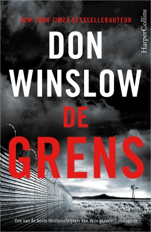 De grens E-book  door Don Winslow