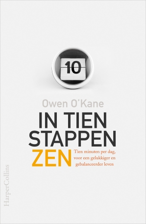 In tien stappen zen E-book  door Owen O'Kane