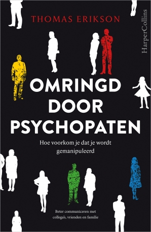 Omringd door psychopaten E-book  door Thomas Erikson