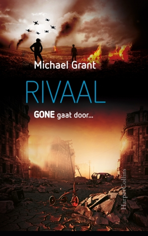 Rivaal Hardcover  door Michael Grant