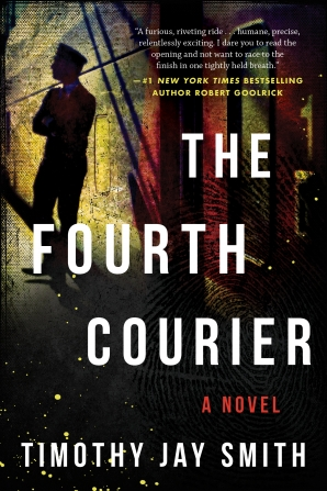 The Fourth Courier book image