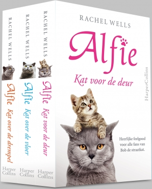 Alfie-serie E-book  door Rachel Wells