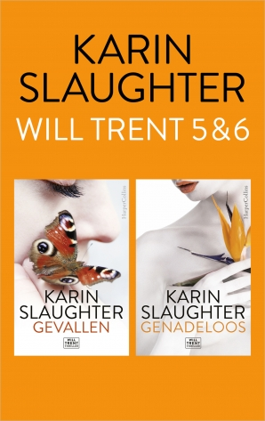 Will Trent 5 & 6 E-book  door Karin Slaughter