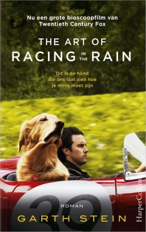 The Art of Racing in the Rain Paperback  door Garth Stein