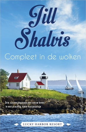 Compleet in de wolken - Lucky Harbor Resort 1 Paperback  door Jill Shalvis