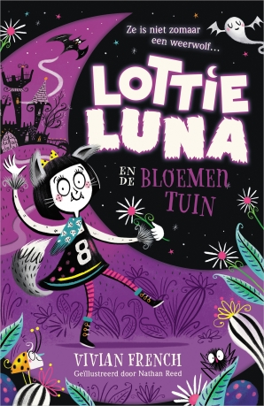 Lottie Luna en de Bloementuin Hardcover  door Vivian French