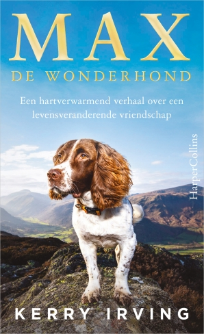 Max de wonderhond Paperback  door Kerry Irving