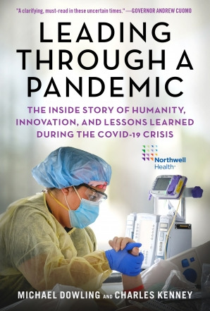 Leading Through a Pandemic book image