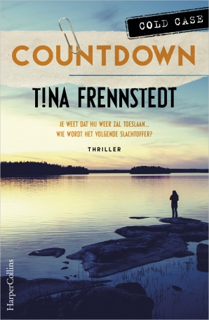 Cold case: Countdown Paperback  door Tina Frennstedt