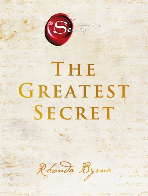 The Greatest Secret Hardcover  door Rhonda Byrne
