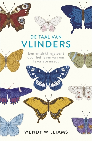 De taal van vlinders Hardcover  door Wendy Williams