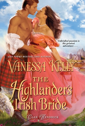 The Highlander's Irish Bride