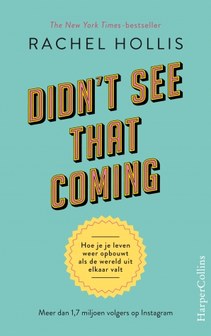 Didn't see that coming Hardcover  door Rachel Hollis