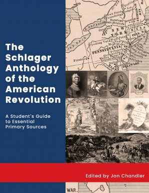 The Schlager Anthology of the American Revolution