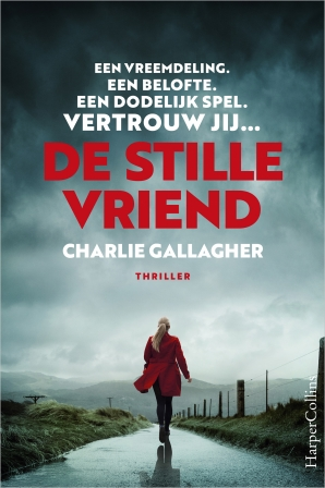 De stille vriend Paperback  door Charlie Gallagher