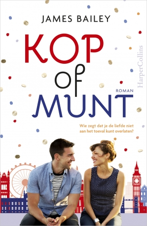 Kop of munt Paperback  door James Bailey