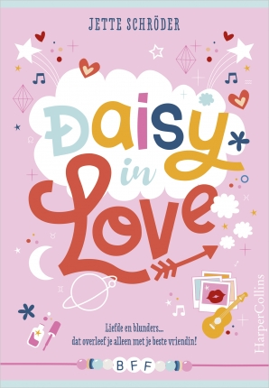Daisy in love Hardcover  door Jette Schröder