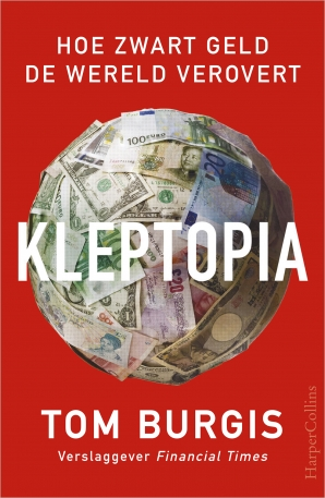 Kleptopia Paperback  door Tom Burgis